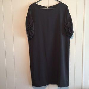 COS Silk Sheath Dress